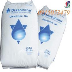 Cung cấp EDTA nguyên liệu 4 muối Hà Lan (Dissolvine Na) chuyên cô lập kim loại nặng giá tốt nhất