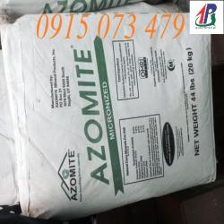 Cung cấp khoáng nguyên liệu azomite hàng Mỹ giá tốt nhất dùng trong NTTS