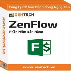Phần mềm bán hàng ZenFlow