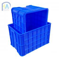 Thùng nhựa đặc hs026 bền bỉ, giá tốt