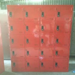 Tủ locker 20 ngăn 4 khoang