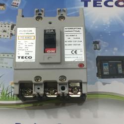 APTOMAT hãng Teco 3 PHA 20A, hàng chuẩn chất lượng;.