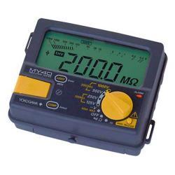 Máy đo điện trở cách điện YOKO-MY40