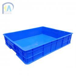 Thùng nhựa đặc hs006 giá rẻ duy nhất tại Phú Hòa An