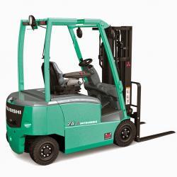 Xe nâng điện Mitsubishi 3 tấn giá rẻ Tp.HCM