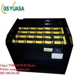 Bình ắc quy xe nâng GS yuasa nhập khẩu chính hãng, giá cạnh tranh