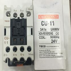 Contactor Teco CU-11 24V