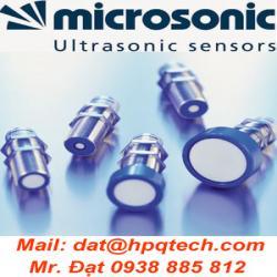 Đại lý cảm biến Microsonic | SENSORS Việt Nam