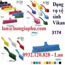 Dụng cụ vệ sinh công nghiệp VIKAN/Bàn chải Vikan
