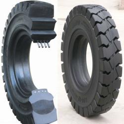 Lốp xe nâng loại đặc và hơi