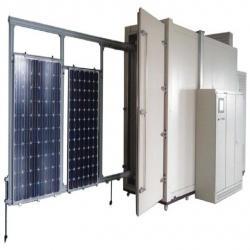 Tủ thử tia UV cho pin mặt trời