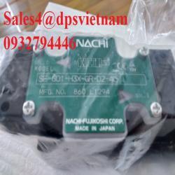 Van thuỷ lực Nachi, Daikin mới 100% được DPS phân phối tại Việt Nam