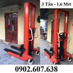 Xe nâng tay cao 3 tấn chất lượng Tp.HCM