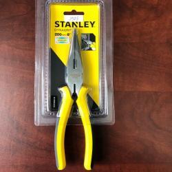 """8"""" Kìm mỏ nhọn Stanley 84-032"""